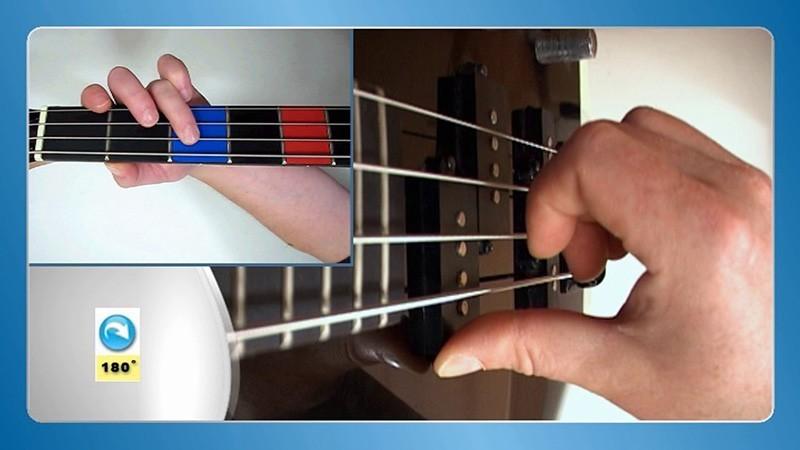 E-Bass lernen spielen
