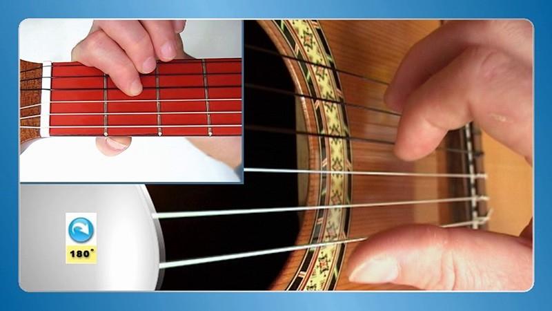 Gitarre lernen spielen