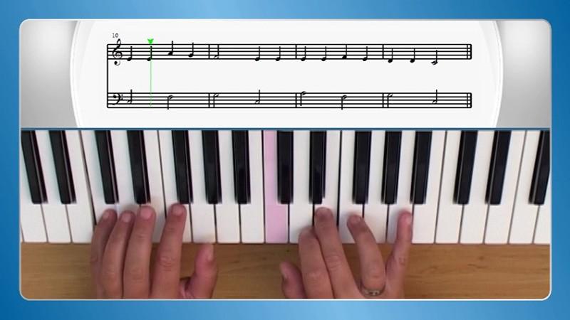 Klavier lernen für Anfänger