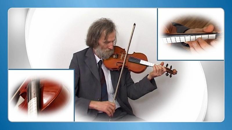 Violine Geige lernen spielen