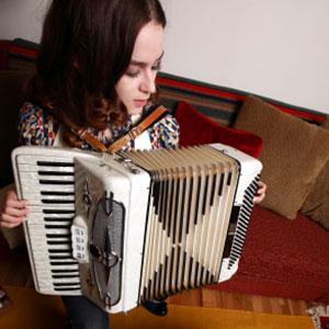 Akkordeon lernen spielen