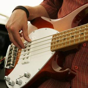 Bassgitarre E-Bass lernen