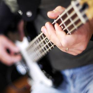 Bassgitarrenempfänge