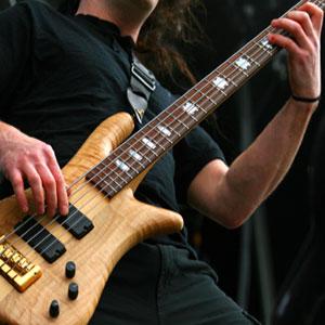 Bass Gitarre E-Bass lernen Akkorde