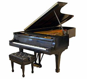 standard schwarz klavier