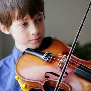 Violine lernen zu Hause