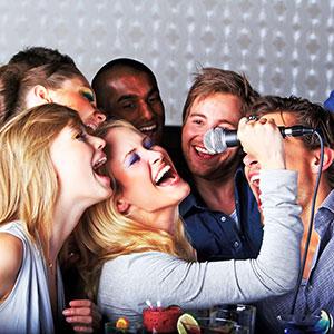 in einer Gruppe singen lernen