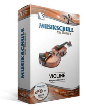 Violine - Fortgeschrittenenkurs